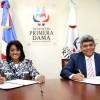 Despacho de la Primera Dama y FONPER suscriben un acuerdo para la construcción del CAID en Santiago