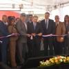 Presidente Danilo Medina inaugura textilera construida por  FONPER con inversión de RD$57 millones