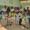 FONPER dona 4 mil cuadernos en escuelas de Villa Altagracia
