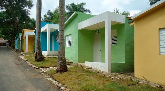 Construcción de 10 Viviendas de Interés Social en Jacagua
