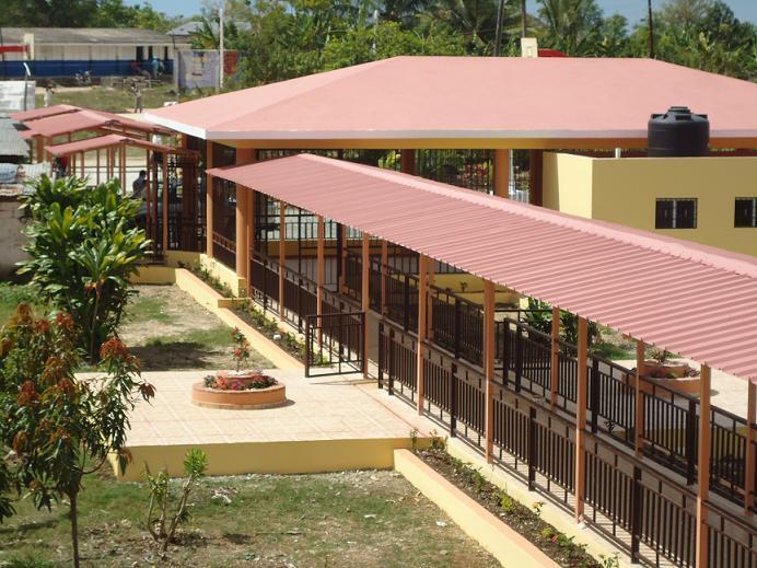 San Pedro de Macorís – Construcción de facilidades y terminación de un pabellón de dormitorios Hogar de Ancianos La Milagrosa