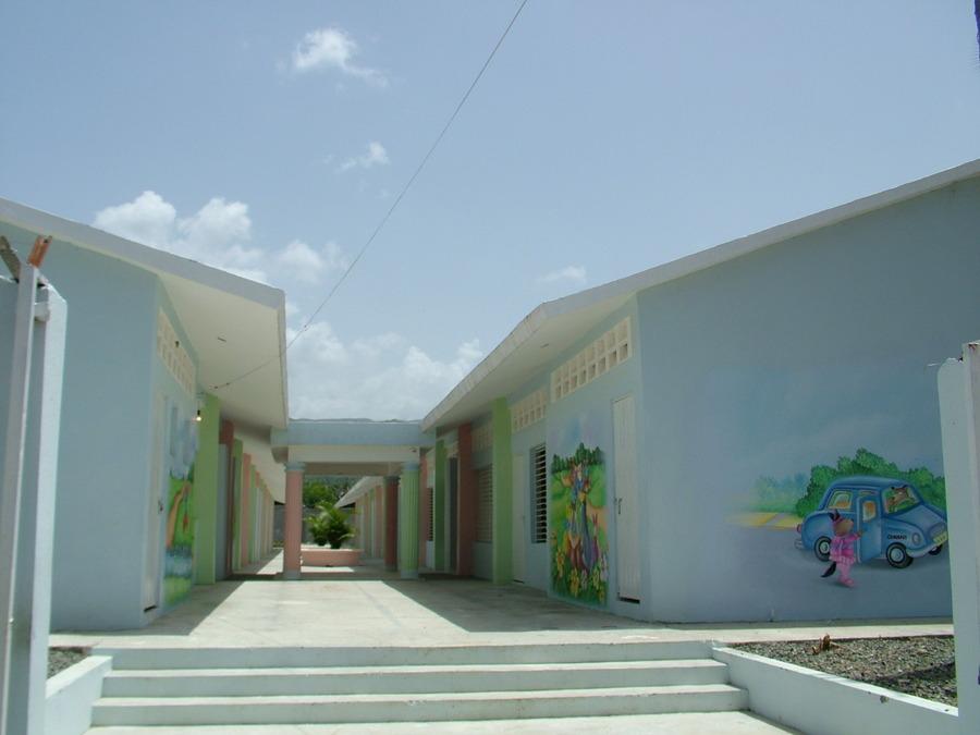Elías Piña – Centro Infantil de Atención Integral