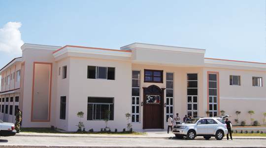 Barahona – Terminación Seminario Menor Juan Pablo II