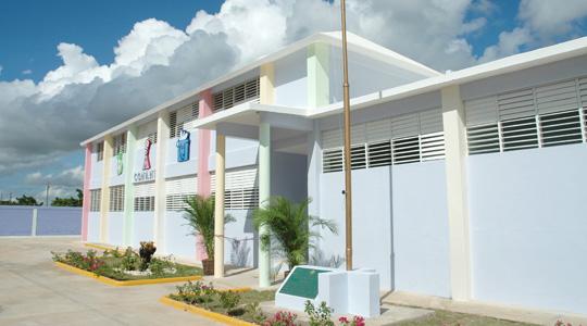 La Romana – Centro Infantil de Atención Integral Villa San Carlos