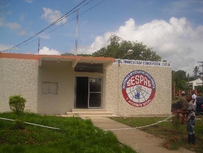 Sánchez Ramírez – Hospital provincial de Sánchez Ramirez