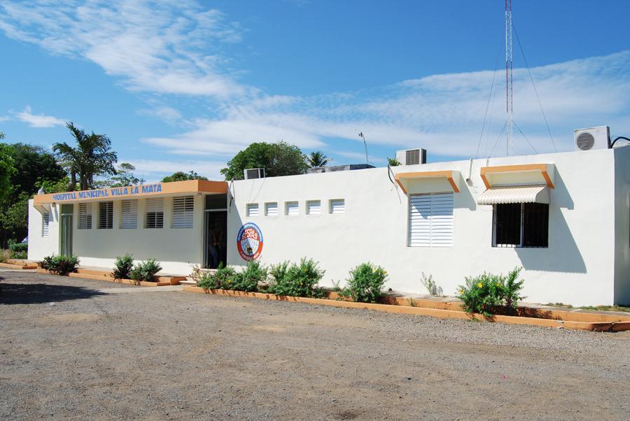 Sánchez Ramírez – Subcentro de Salud de Villa La Mata