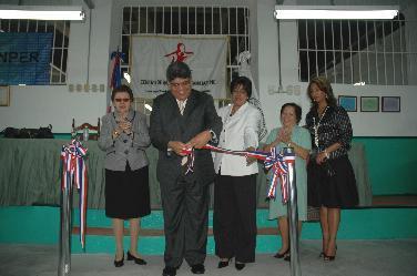 Adecuación Y Equipamiento De Los Talleres Técnicos Laborales Del Centro De Integración Familiar (CIF)