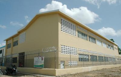 San Cristóbal – Escuela primaria Las Palmitas