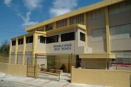 Escuela de Educación Técnica Yaque