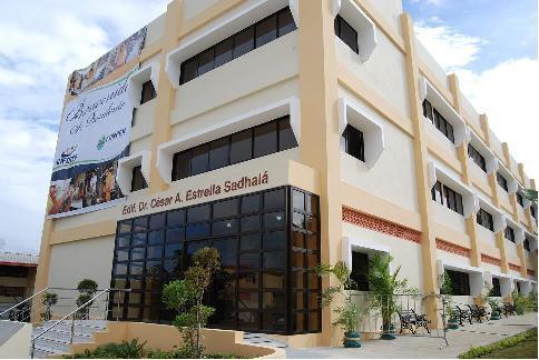 Edificio de aulas para Regional Norte del INFOTEP