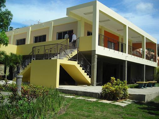 Construcción unidades de servicios en Casa de Cursillos