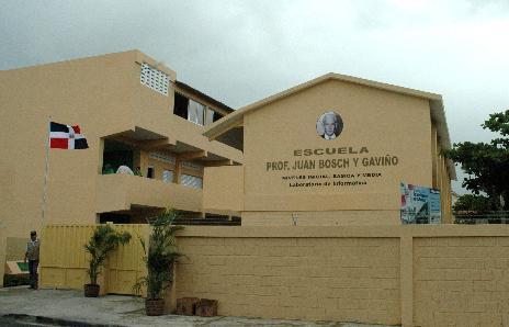 Escuela Sabaneta de Las Palomas – Santiago