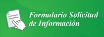 Formulario Solicitud de Informacion