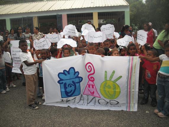 Construcción de un Centro Infantil de Atención Integral (CIANI)