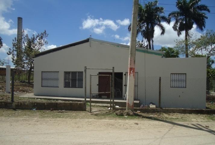 Remozamiento del Local de la Asociación de Colonos del Ingenio de Quiqueya.
