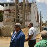 FONPER construye iglesia y entrega planta eléctrica a barrios Santiago 2