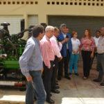 FONPER construye iglesia y entrega planta eléctrica a barrios Santiago 1