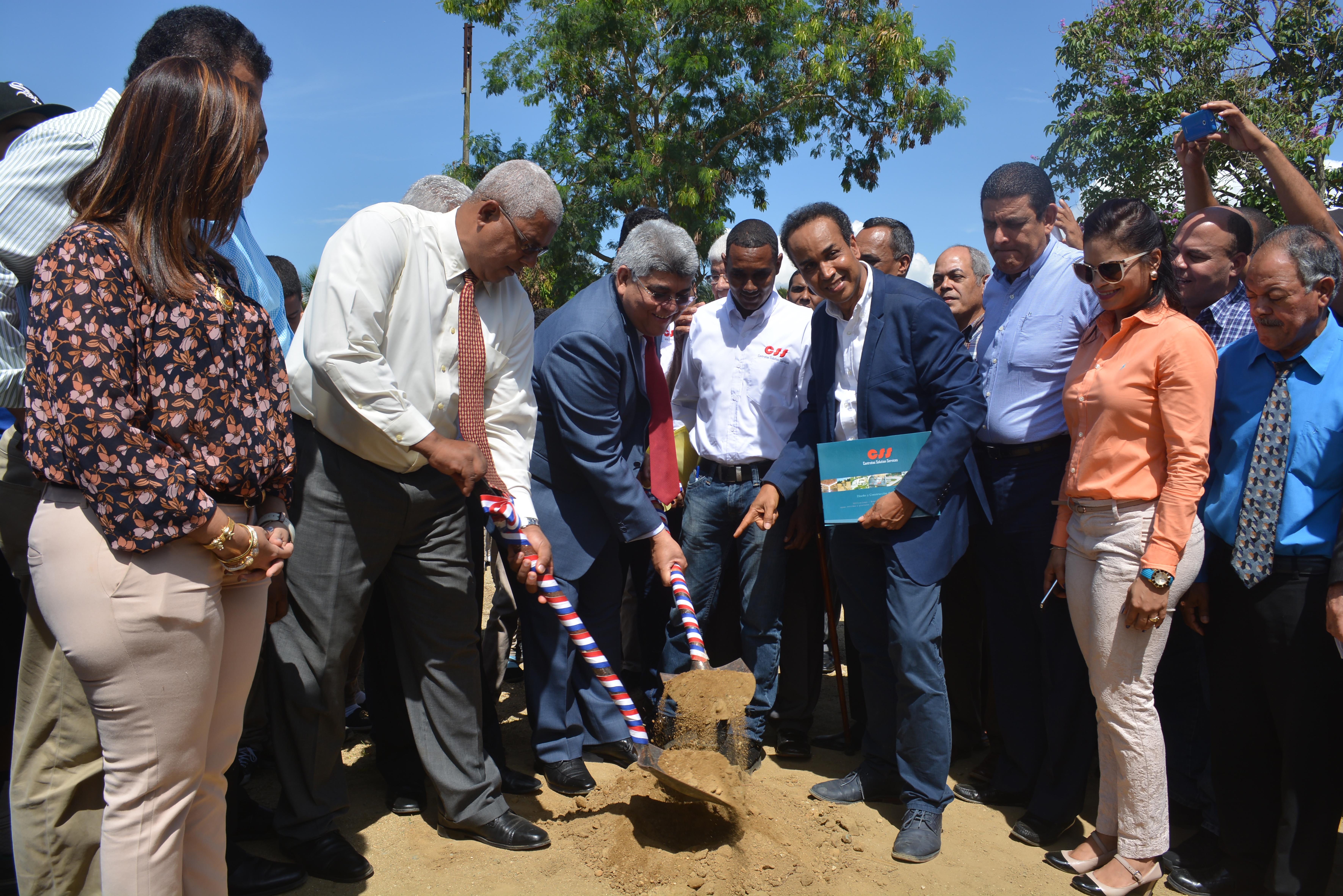 FONPER inicia construcción de Complejo Deportivo en Sabaneta de Las palomas 2